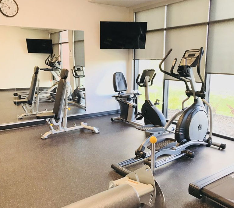 Fitness and Business Centre